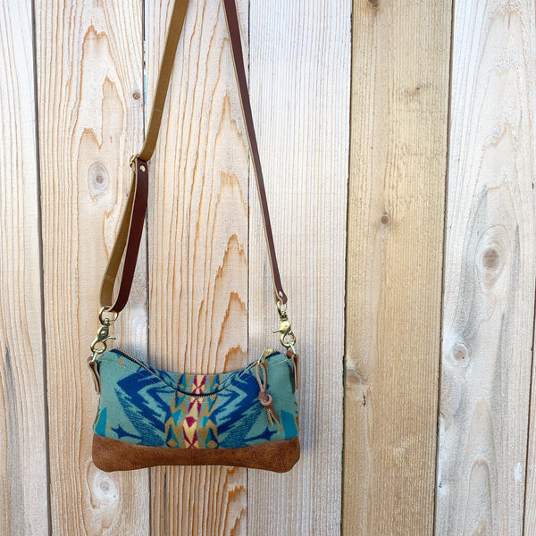 The Willamette Crossbody - Meant Mfg.