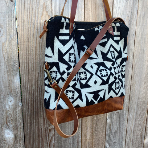 The Tumalo Fold-Over Crossbody Tote