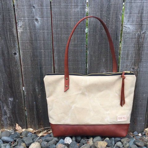 The Cascade Tote