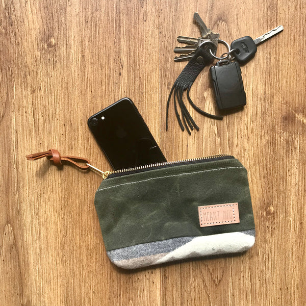 The McKenzie Travel Pouch-XSmall - Meant Mfg.
