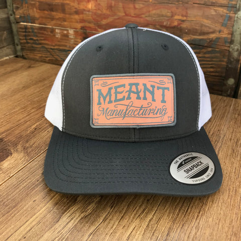 Classic Trucker Hat - Meant Mfg.