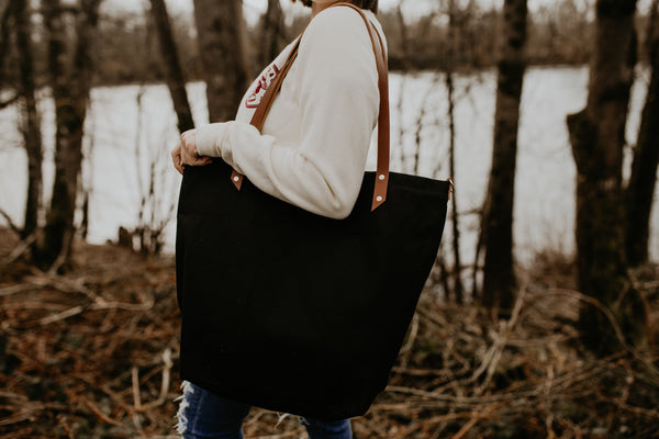 Odell Market Tote- Multiple Colors