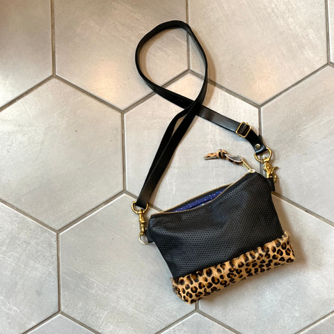McKenzie Mini Crossbody - Meant Mfg.