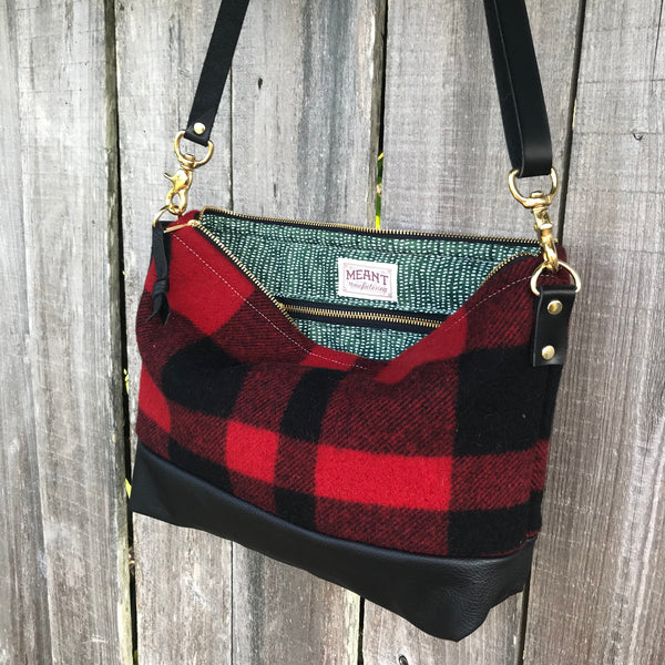 The Alsea Crossbody - Meant Mfg.