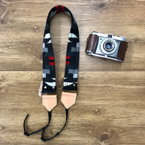 The Pacific Camera Strap-Xtra Small - Meant Mfg.