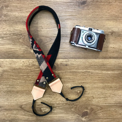 The Pacific Camera Strap-XLarge - Meant Mfg.