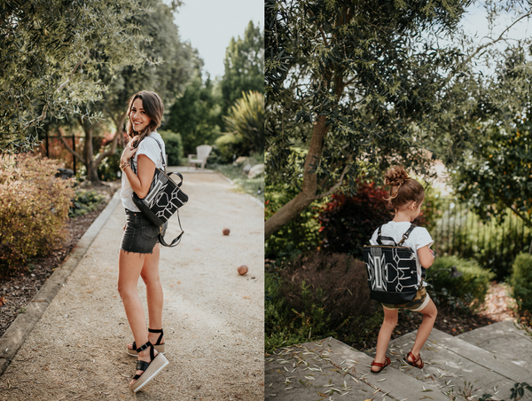 Mom+Me Rogue Mini Backpack Set - Meant Mfg.