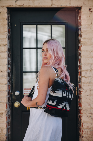 The Rouge Backpack + Crossbody - Meant Mfg.