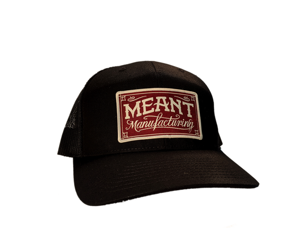 Classic Flat Bill Trucker Hat