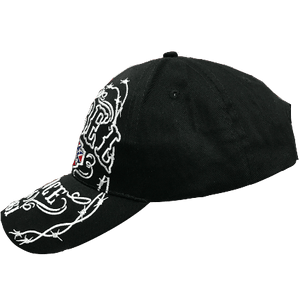 1861 Rebel Confederate Flag Hat