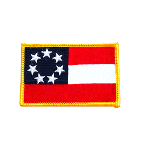 1st Official Confederate Flag Patch