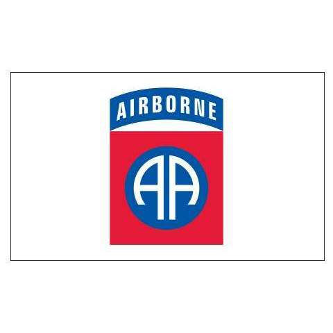 3' x 5' 82nd Airborne Polyester Flag