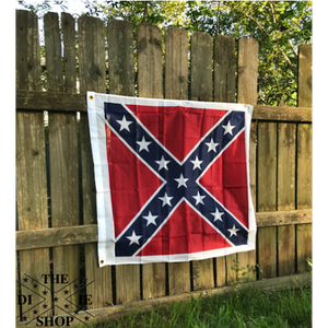 "32"" x 32"" Cavalry Battle Flag"