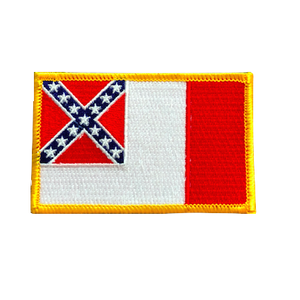 3rd Official Confederate Flag Patch