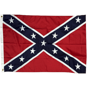 3'x5' Confederate Flag Heavyweight Polyester