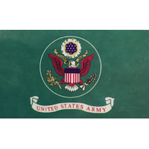 3'x5' U.S. Army Green Flag