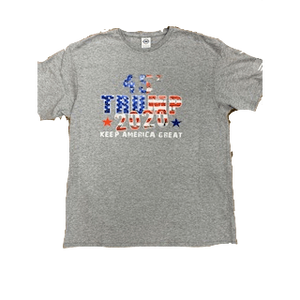 45' Trump 2020 Make America Great Again (T-shirt)