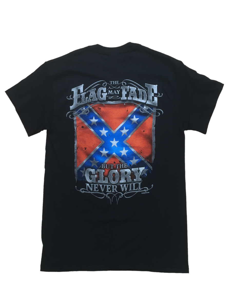 The Flag May Fade T-shirt