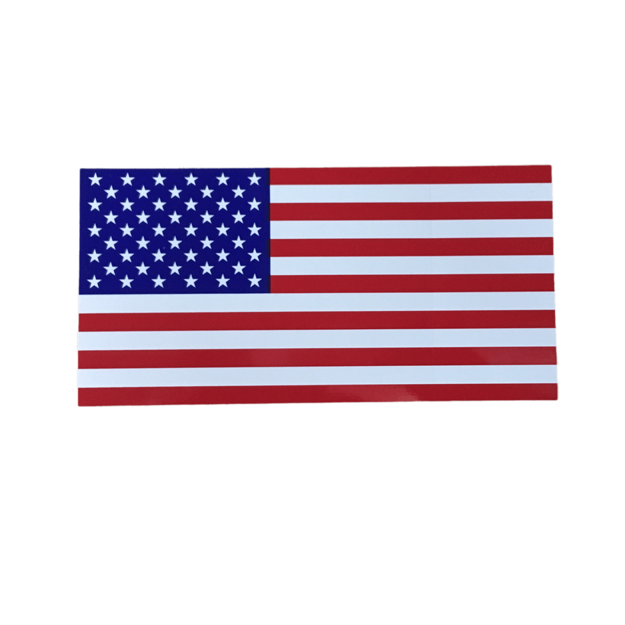 American Flag Sticker (Large)