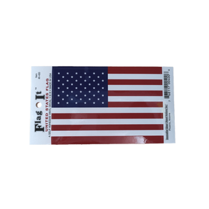 American Flag Sticker (Small)