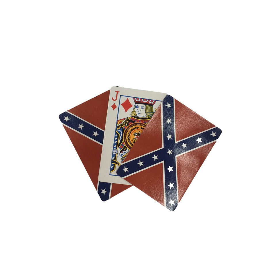 Battle Flag Playing Cards