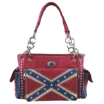 Confederate Flag Handbag