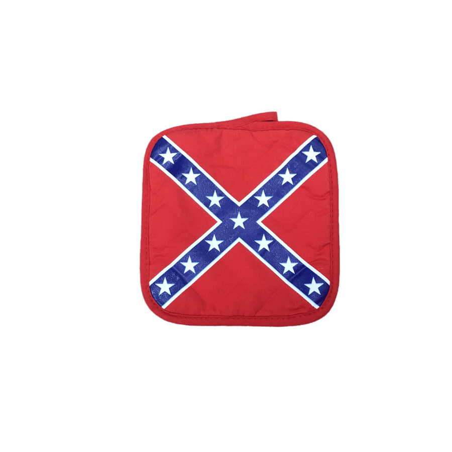 "Confederate Flag ""Rebel"" Oven Set"