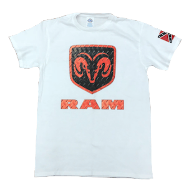 Dixie Dodge Ram T-Shirt