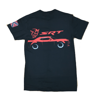 Dixie Dodge SRT Demon T-Shirt