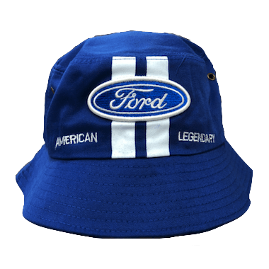 Ford Bucket Hat – The Dixie Shop 765075c69d5