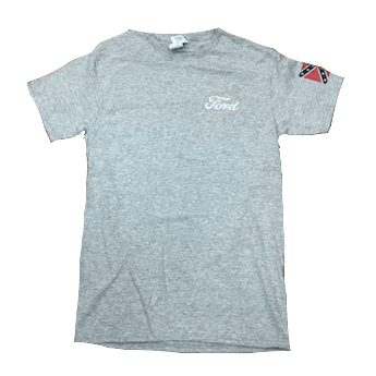 Ford Genuine Parts Confederate Flag T-Shirt