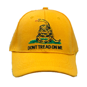 "Gadsden Snake ""Don't Tread On Me"" Hat"