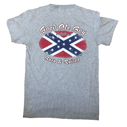 Good Ole' Boy Born & Raised  T-Shirt