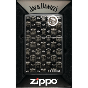 Jack Daniel's Collage Zippo Lighter
