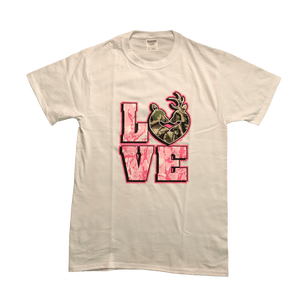 Love Camo Deer T-Shirt