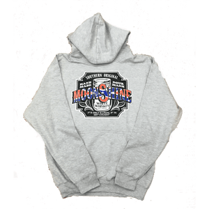 Moonshine Confederate Flag Hooded Sweatshirt