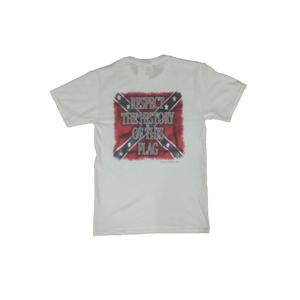 Respect The History Of The Confederate Flag T-Shirt