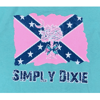 Simply Dixie South Carolina Palmetto State T-Shirt
