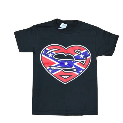 Super Confederate T-Shirt (Youth)