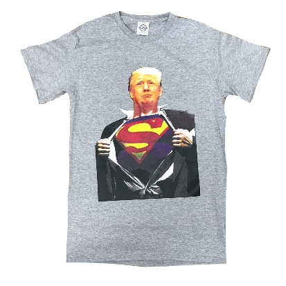 Superhero Trump T-Shirt