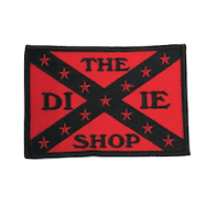 The Dixie Shop Confederate Patch
