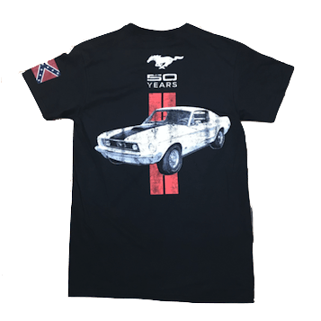 Vintage 50 Years Ford Mustang T-Shirt