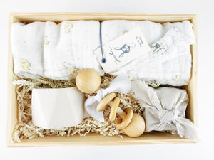 Another new baby gift that will pamper mom too!