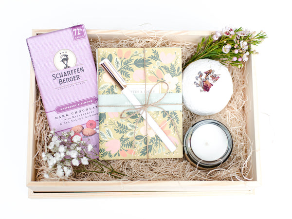Bridesmaid Gift Box and gift for her