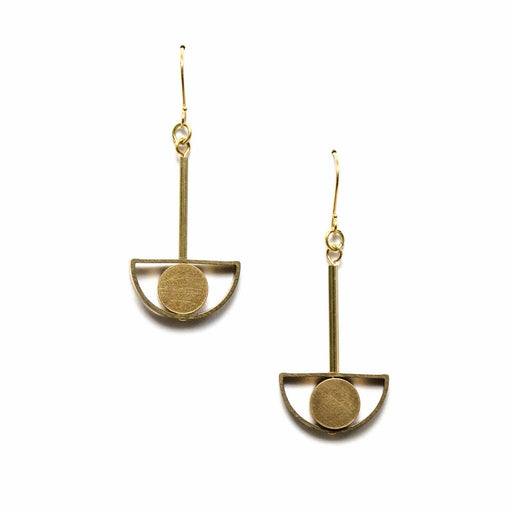 Eye Drop Earrings - Michelle Starbuck Designs