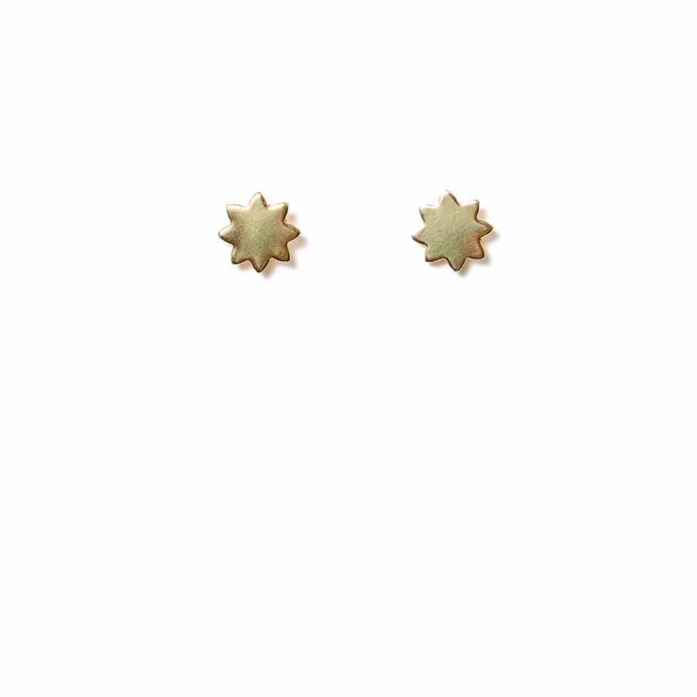 Sunflower Studs