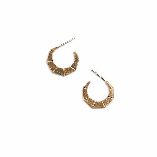 Hexagon Hoops / Line and Texture Pattern