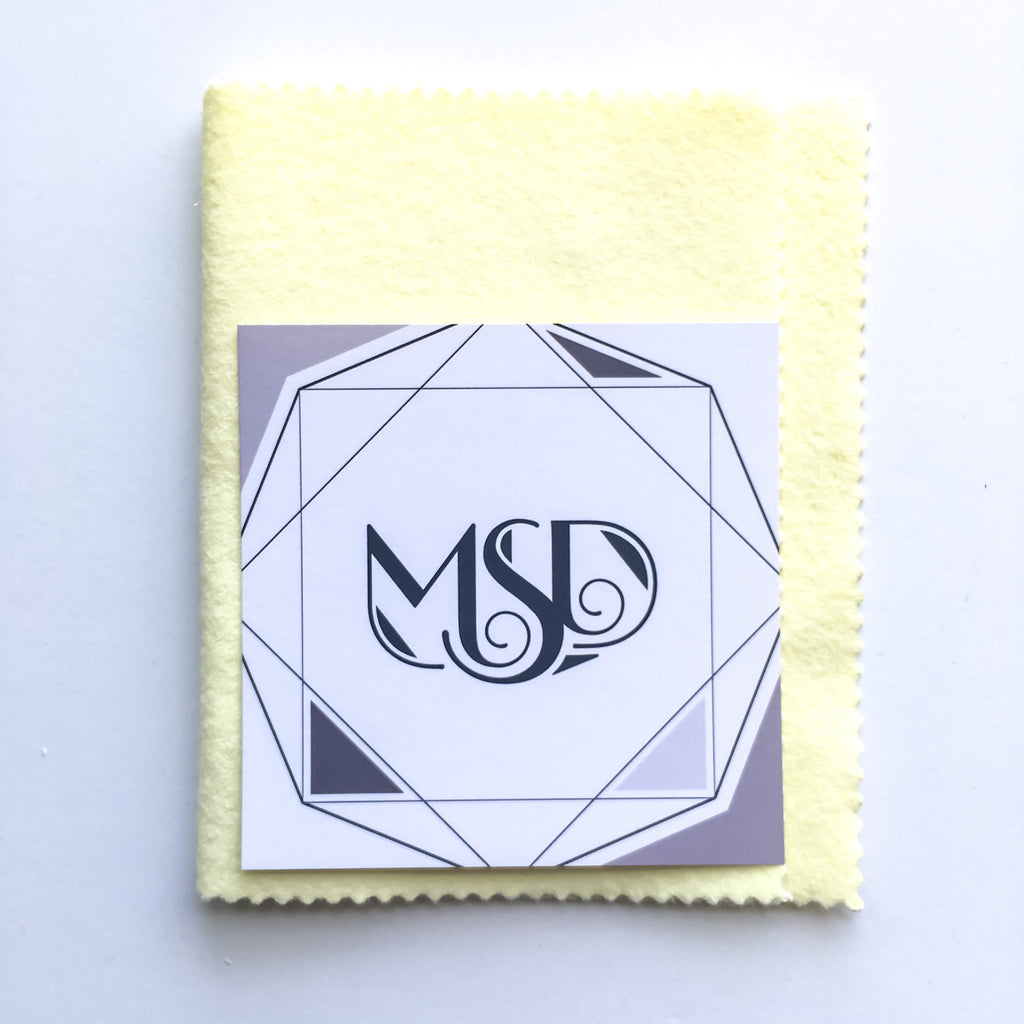 Sunshine Cleaning Cloth - Michelle Starbuck Designs