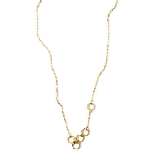 Molecule Necklace - Michelle Starbuck Designs