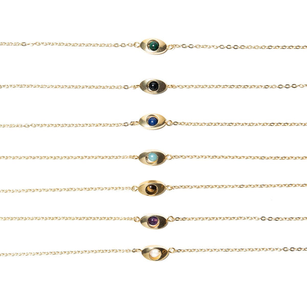 Perception Necklace / Multiple Color Options